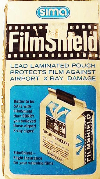 Sima Film Shield for X ray protection (new) (No 1)