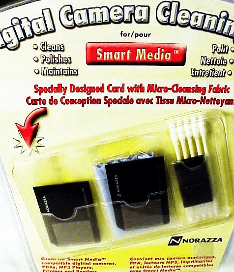 Smart Media Camera Cleaning Kit (new)