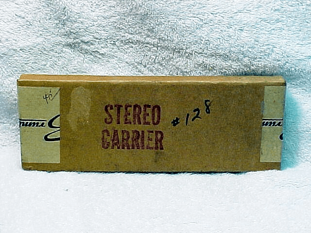 Stereo Carrier for a Brumberger Stereo Projector