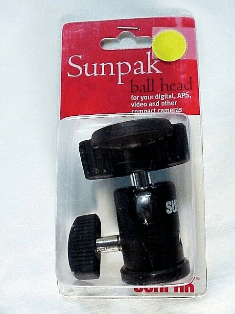 Sunpak Ball Head