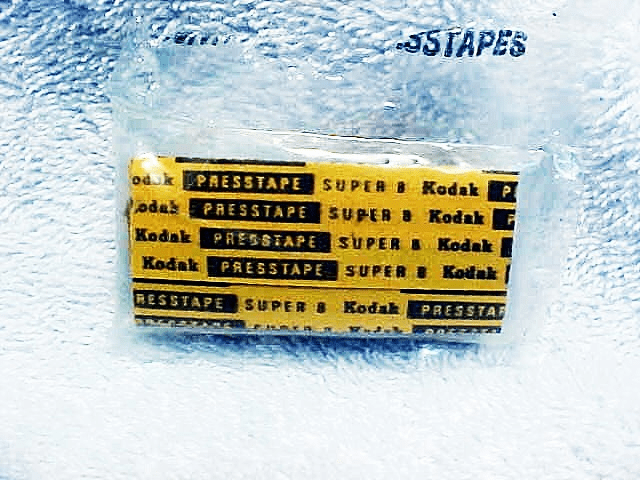Super 8 Kodak Press tape for splicing (No 10)