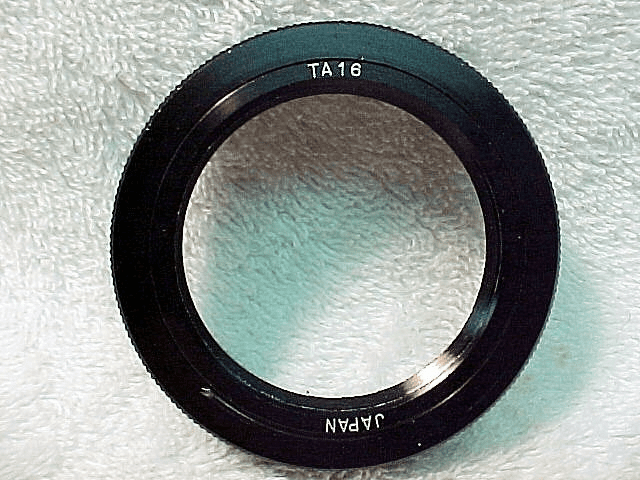 T Mount for Zeiss Contarex Cameras