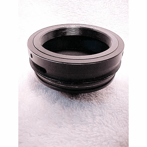 T mount Lenses to C Mount adapter