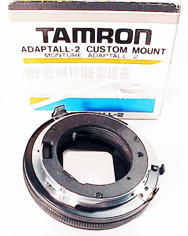 "Tamron Adaptall 2 Mount for Canon FD (""new"") (No 17)"