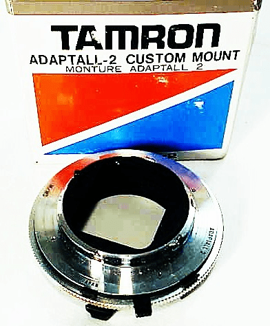 Tamron Adaptall 2 Mount for Minolta MD Cameras (new) (No 6A)