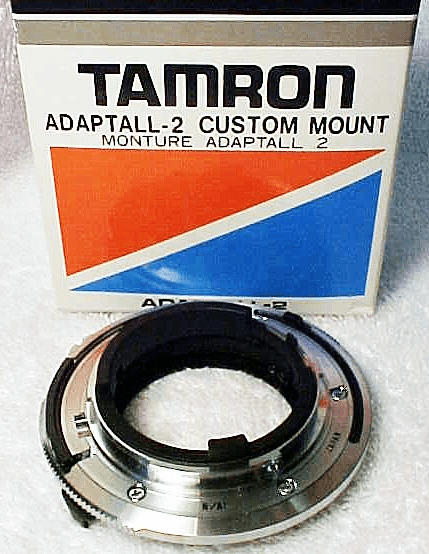 Tamron Adaptall 2 Mount for Nikon AI (new) (No 25)