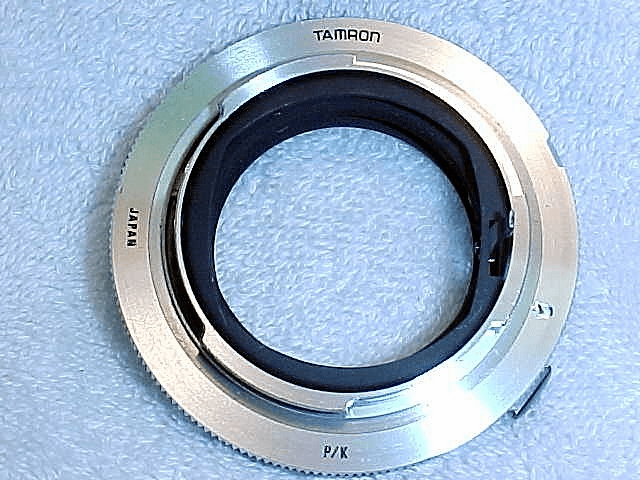 Tamron Adaptall 2 Mount for Pentax K Mount (No 16)
