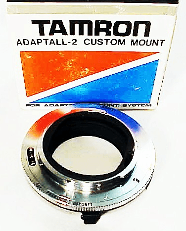 Tamron Adaptall 2 Mount for Praktica Bayonet (new) (No 10)