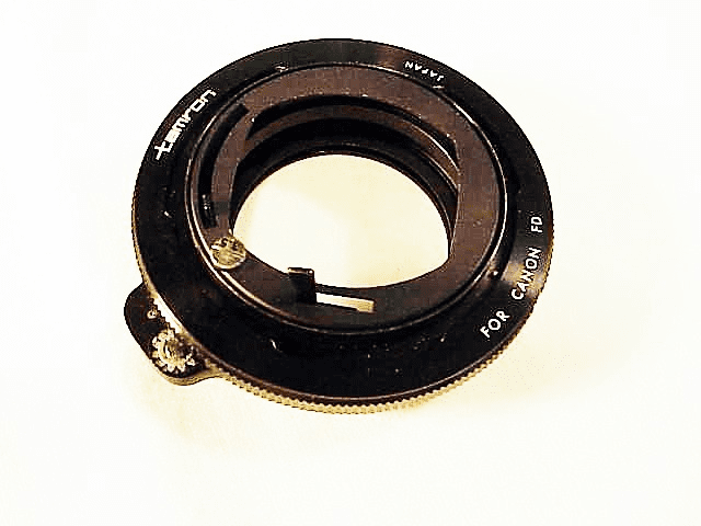 Tamron Adaptall Mount for Canon FD (for f3.5 Tamron Lenses) (No 17B)