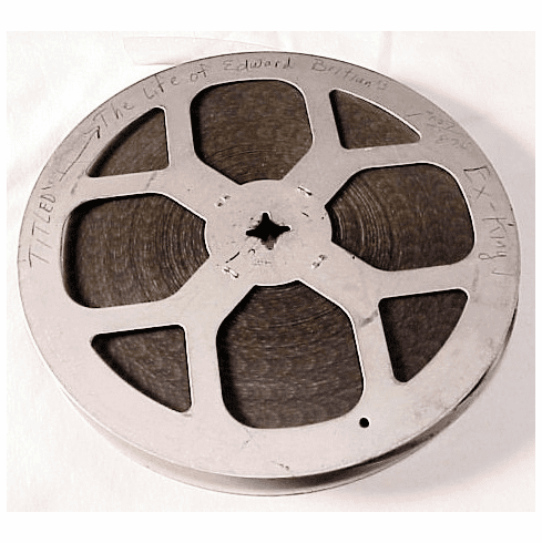 The Life of Edward Britian's Ex-King 16mm (No 16)