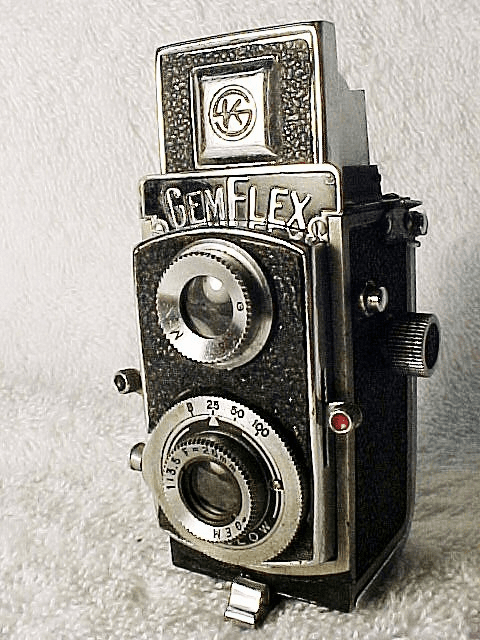 <center>Twin Lens Cameras<br>& Accessories</center>