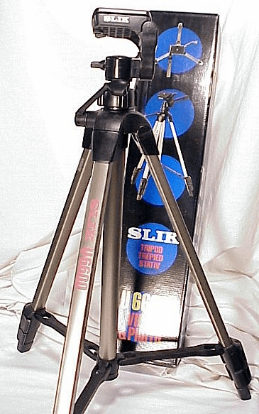 U6600 Slik Video Photo Tripod (new)