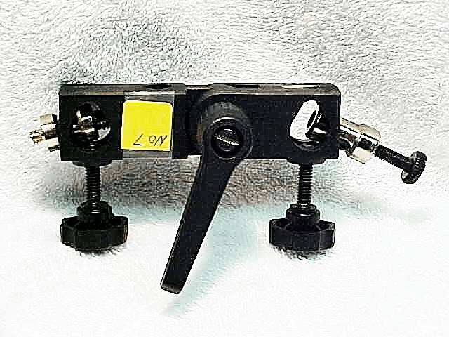 Umbrella Clamp with Two metal stand studs (No 7)