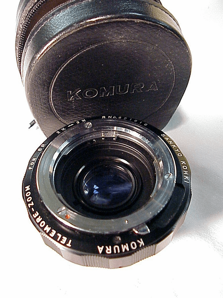 Variable 2X-3X Komura Brand for Minolta SR (No 34)