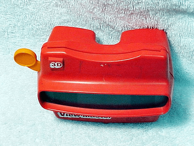 View-Master Viewer Red