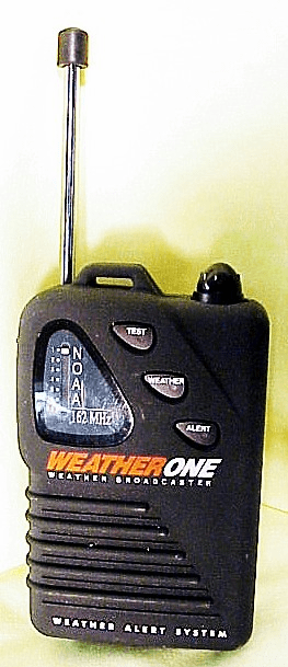 Weather One Weather Radio