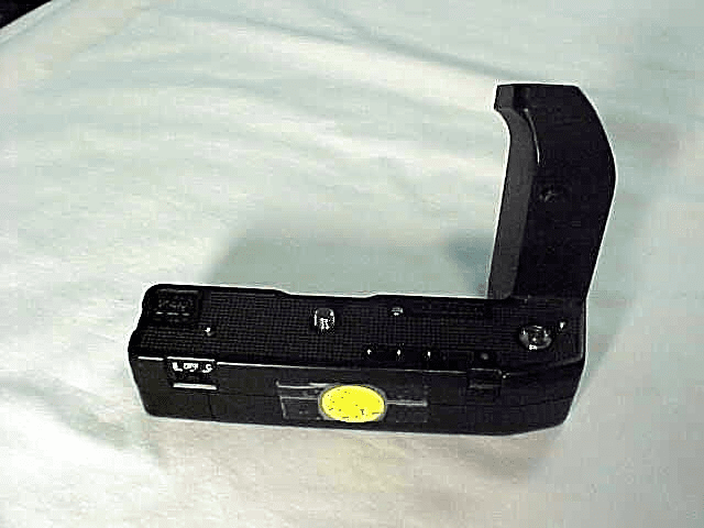 Winder for Richo XR Cameras