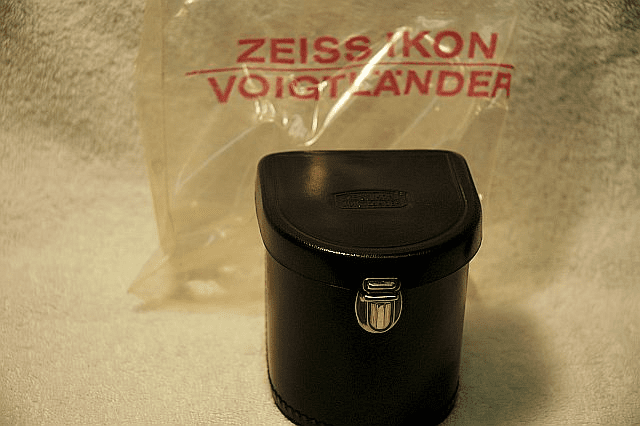 Zeiss Case 23.1004 for 35mm-90mm Objective