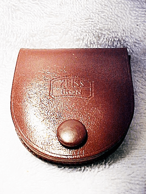 Zeiss Ikon Contax Pre-war Filter Case for 42mm Slip on Filters