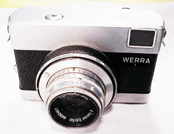 Zeiss WERRA 35mm Camera