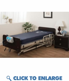Alternating Pressure Therapeutic Mattress System