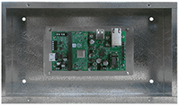 SmartView Controller <br> (Mounted in CAB Top Box)<br> (2100-SVCB)
