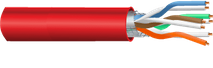 Communication Cable <br>CI 2 Hour Fire-Rated (4 Pair)