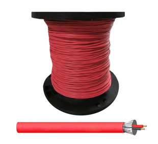 Power Cable <br> (Solid 18-2)