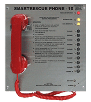 SmartRescue 10 <br>2500-210/210D/210PSS <br> (Surface or Flush Mount)