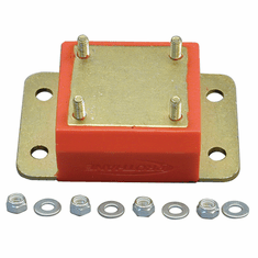 ( 1-1601 ) Red Polyurethane Manual Transmission Mount for Jeep 1997-06 TJ Wrangler� by Prothane