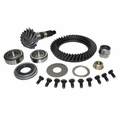 Ring & Pinion, 3.07 Ratio, 2000 Jeep Cherokee WJ, 1997-2000 Wrangler w/ Model 30 Front Axle