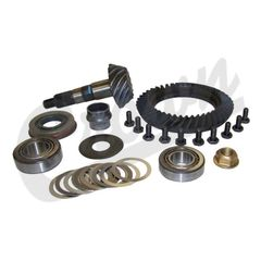 ( 5072997AB ) Ring & Pinion Kit, 3.07 Ratio, 2001-2006 Wrangler, 2001 Cherokee w/ Model 30 Front Axle by Crown Automotive