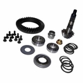 Ring & Pinion Kit, 3.55 Ratio, 1996-1998 Grand Cherokee ZJ, 1997-1998 Wrangler w/ Model 30 Front Axle