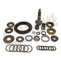 1) Ring & Pinion Kit, 3.73 Ratio, 1996-1998 Grand Cherokee ZJ, 1997-2000 Wrangler w/ Model 30 Front Axle