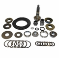 Ring & Pinion Kit, 3.73 Ratio, 1996-1998 Grand Cherokee ZJ, 1997-2000 Wrangler w/ Model 30 Front Axle