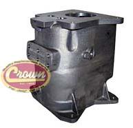 1) Transmission case T176 and T177 Transmission