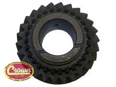 ( J8127421 ) 26 Tooth 3rd Gear, 1980-81 Jeep CJ with SR4 4 Speed Transmission By Crown Automotive