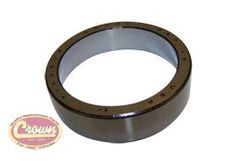 ( U52800 ) Rear Output Shaft Inner Bearing Cup, fits 1963-1979 Jeep CJ, C-101 Jeepster, J-Series & Wagoneer with Dana 20 Transfer Case by Crown Automotive