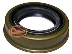 11) Front Output Shaft Seal, 1987-95 Jeep Wrangler YJ & 1987-96 Cherokee XJ with NP231 Transfer Case