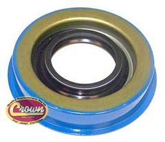 11) Pinion Seal (Flanged) Model 30 Front Axle, 2001-2006 Jeep Wrangler, 2000-2001 Cherokee
