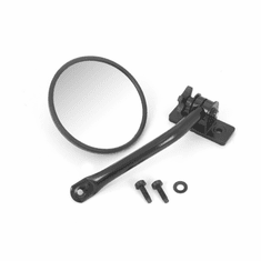 ( 1102511 ) Quick Release Mirror Relo Kit (ea), Black, 97-18 Jeep Wrangler by Rugged Ridge