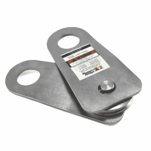 ( 1123510 ) Snatch Block Pulley, 20,000 pounds by Rugged Ridge