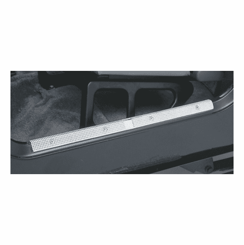 ( 1123820 ) Door Entry Guards, Aluminum, 76-95 Jeep CJ and Wrangler by Rugged Ridge