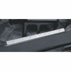 ( 1123821 ) Door Entry Guards, Aluminum, 97-06 Jeep Wrangler by Rugged Ridge