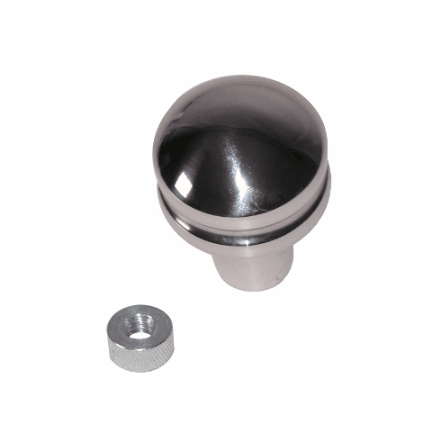 ( 1142023 ) Billet Shift Knob, Blank, 97-06 Jeep Wrangler by Rugged Ridge