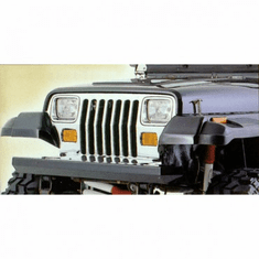 ( 1150220 ) Rock Crawler Front Bumper, 76-06 Jeep CJ and Wrangler by Rugged Ridge