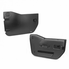 ( 1150901 ) Half Doors, Front, 07-18 Jeep Wrangler by Rugged Ridge
