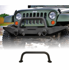 ( 1154014 ) XHD Over Rider Hoop, 1976-2017 Jeep CJ & Wrangler by Rugged Ridge