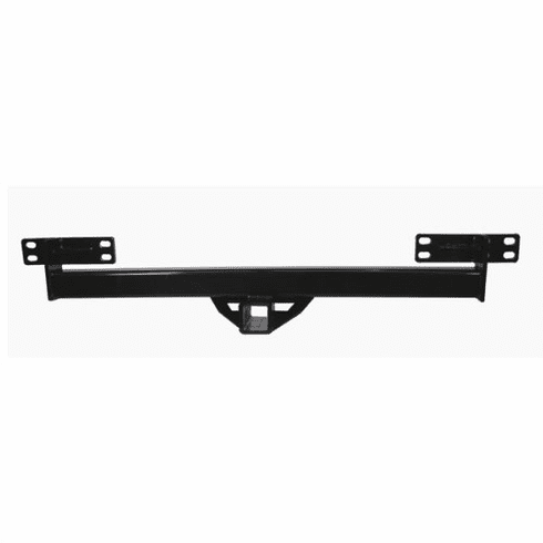 ( 1158002 ) Receiver Hitch for Rear Tube Bumpers, 87-06 Jeep Wrangler by Rugged Ridge