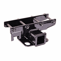 ( 1158010 ) 2-Inch Receiver Hitch, 07-18 Jeep Wrangler by Rugged Ridge